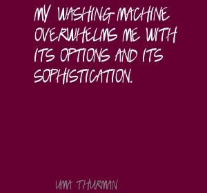 Washing Machine quote #2