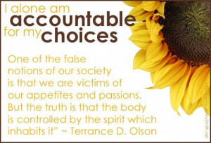 be accountable to myself it definitely is a motivating factor to be ...