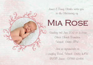 related baby girl baptism invitations baptism symbols baby baptism ...