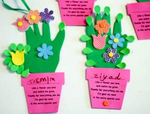 Mothers Day Flower Pot Poem