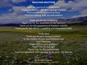 Pearls of Grace – Poetry
