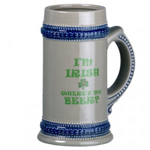 Irish Beer Drinking Quotes