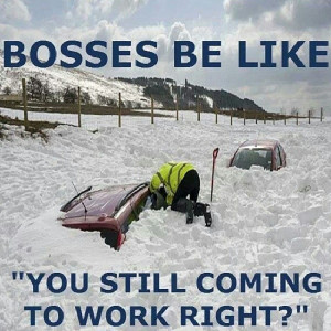 However, if you are faced with a snow day and no contingency plans ...