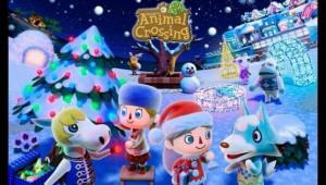 Animal Crossing New Leaf - Christmas