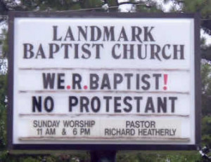Damn Funny Church Signs
