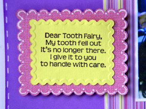 the tooth fairy little sayings for your fairy sayings fairy quotes and ...