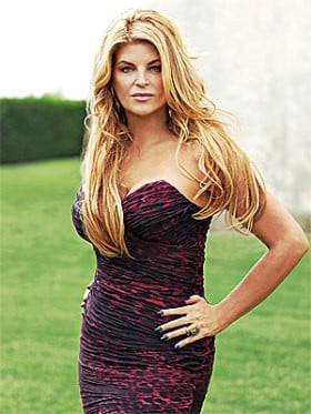 Kirstie Alley Quotes & Sayings