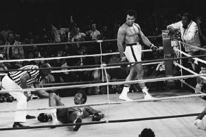 Muhammad Ali-George Foreman