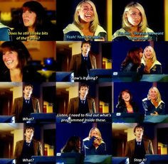 Doctor Who 2x03 - School Reunion More