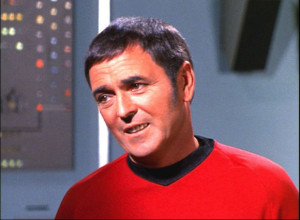 "Scotty: ""I can't change the laws of physics! I've got to have ..."