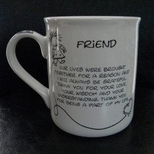 Friends - the bonds we have are everlasting - Black and White Coffee ...