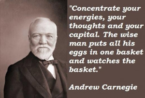 Andrew carnegie famous quotes 4
