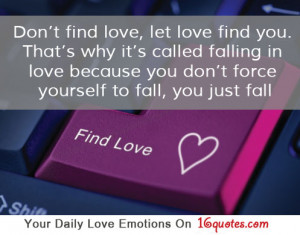 Finding Love Quotes Quotepixel Picture Bill
