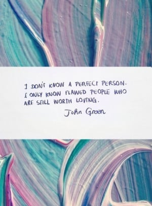 John Green Quote Image Favim