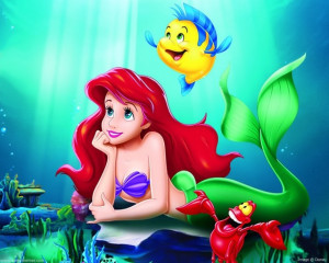 Why 'The Little Mermaid' Is The Greatest Movie of Our Time