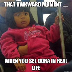 funny dora