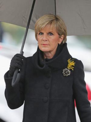 Julie Bishop Australia