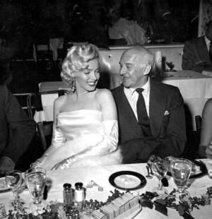 Mai 1953, Anniversaire de Walter WINCHELL au