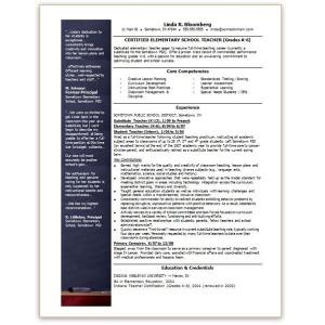 Job-Specific Resume Templates