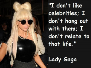 Lady gaga famous quotes 3