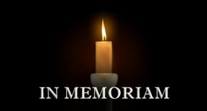 IN MEMORIAM -- Lucien C. Wright