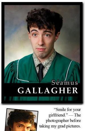 High School Senior Yearbook Photos -Image #564,560