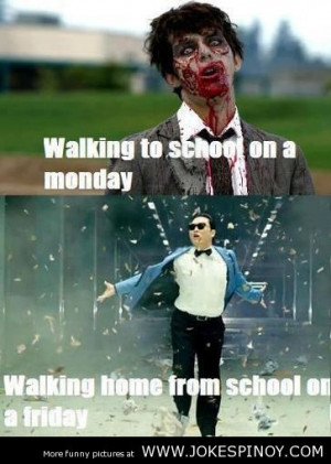 hate school funny picture