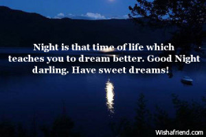 These are the goodnight poems messages and quotes for your Pictures