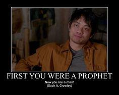 Supernatural: The Prophets