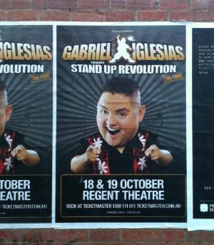 Gabriel Iglesias: Stand-Up Revolution Tour - Melbourne