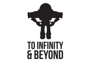 infinity and beyond buzz lightyear wall sticker to infinity and beyond ...