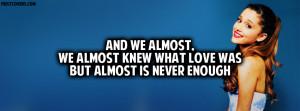 Ariana Grande Song Quotes Problem Ariana grande lyrics quotes