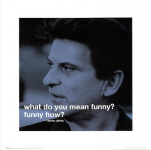 Details about Goodfellas Tommy DeVito POSTER Joe Pesci Funny Quote