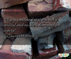 carelessness quote 2