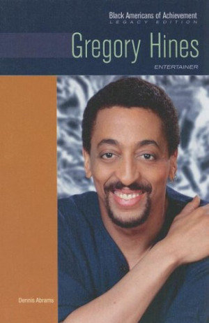 Quotes Temple Gregory Hines Quotes