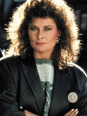 Jane Badler Images Colection