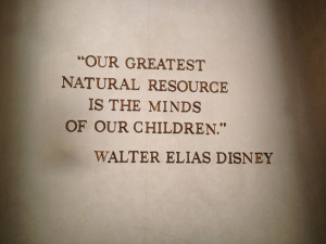 Quotes from Epcot's American Adventure