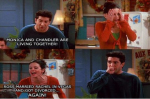 What are the most memorable FRIENDS quotes?