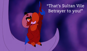 Iago Quotes Sultan