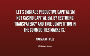 Capitalist Quotes