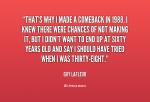 Go Back > Gallery For > Comeback Quotes
