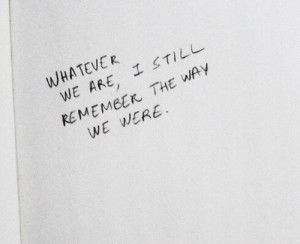 Lost Love Poems Quotes ~ love lost quote sad broken lit love quotes ...