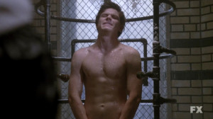 Evan Peters is the #8 Hottest Nude Celeb Guy of 2013