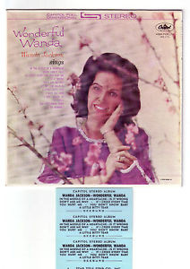 Wanda Jackson Jukebox EP PS Picture Sleeve Only 1962 Wonderful Wanda
