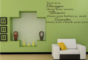 Living Room Quote Removable Vinyl Wall Sticker Decal Paper Art Home ...