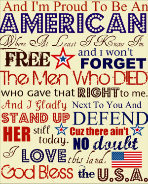 Happy 4th of July….{Free Printable}