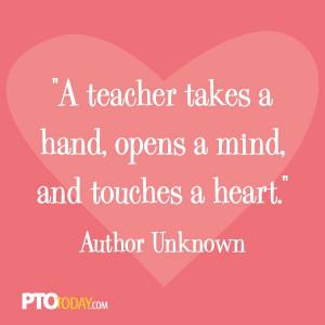 . Inspirational quote.: Teacher Inspirational Quotes, Teacher ...