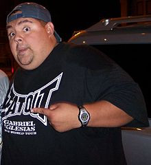 Gabriel Iglesias (born July 15 , 1976 ) is an American actor and ...