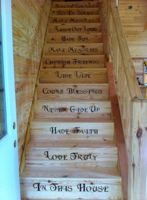 stair quotes to happiness