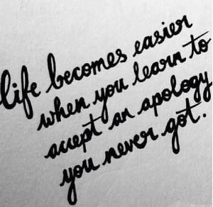forgive you.